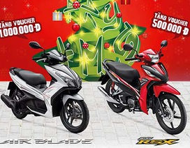 Honda Việt Nam thực hiện chương trình khuyến mại đón Giáng sinh