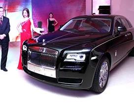 Rolls-Royce Ghost II ra mắt Việt Nam
