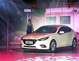 Mazda3 thế hệ mới chính thức có mặt tại Việt Nam