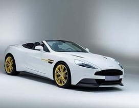 Aston Martin Vanquish kỷ niệm 50 năm gắn bó với 007