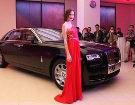 Rolls Royce giảm giá cho đại lý chính hãng 14%