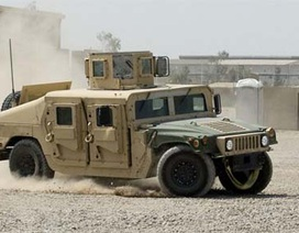 Mỹ bán xe quân sự Humvee đã qua sử dụng