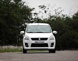 Cập nhật giá bán Suzuki tại Việt Nam (tháng 3/2015)