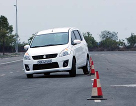 Suzuki Ertiga: Tiên phong phân khúc MPV cỡ nhỏ tại Việt Nam