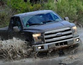 10 mẫu xe bán chạy nhất năm 2014 tại Mỹ