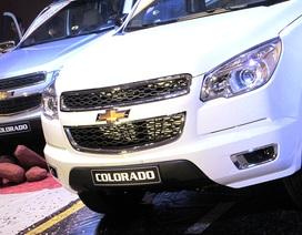 Cập nhật giá bán Chevrolet tại Việt Nam (tháng 3/2015)