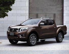 Nissan chuẩn bị ra xe Navara mới tại Việt Nam