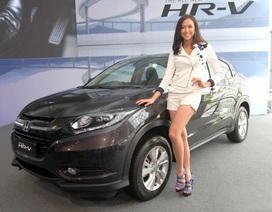 Honda HR-V xuất hiện tại Malaysia, khi nào về Việt Nam?