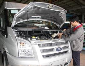 Doanh số ôtô tại Việt Nam tăng mạnh trong những ngày giáp Tết