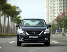 Nissan nâng cấp Sunny XV cho năm 2015