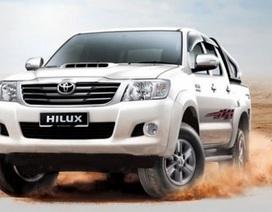 Toyota đổi mới toàn diện các dòng xe thuộc dự án IMV
