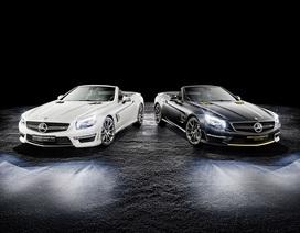 Mercedes-Benz SL63 AMG - Món quà cho nhà vô địch