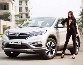 Honda tổ chức lái thử ôtô trên toàn quốc