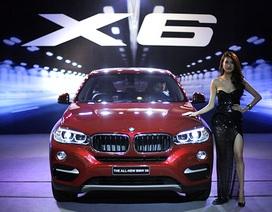 BMW X6 thế hệ thứ hai có mặt tại Việt Nam
