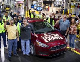 Đã có 5 triệu động cơ Ecoboost được lắp ráp trên xe Ford