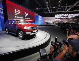 Ford Everest 2015 chính thức có mặt tại ASEAN