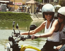Ducati Scrambler - Một chiếc xe phố