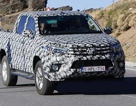 Toyota Hilux 2016 sẽ có động cơ mới?