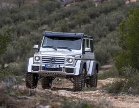 Mercedes-Benz G500 4x4² - Xe off-road cho nhà giàu
