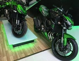 Kawasaki đưa về Việt Nam 5 dòng xe đầu tiên
