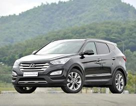 Hyundai ra mắt trở lại mẫu SantaFe 5 chỗ