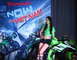 Kawasaki H2 có giá bán 1,065 tỉ đồng  tại Việt Nam