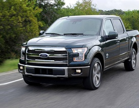 Ford triệu hồi mẫu xe bán chạy nhất