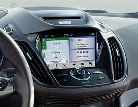 SYNC 3 sẽ có trên Ford Fiesta