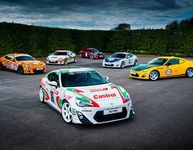 Toyota tìm lại vinh quang với GT-86