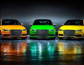 Audi S3 chơi trội khi ra phiên bản hạn chế số lượng