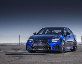 Lexus sẽ mang GS-F tới lễ hội tốc độ Goodwood