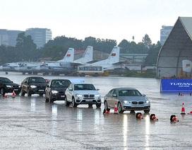 Bridgestone bắt tay BMW tại Việt Nam
