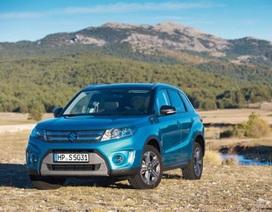 Suzuki Vitara 2015 - Sự trở lại đầy thú vị