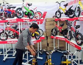 Auto Expo 2015 - Triển lãm của xe đạp điện và tìm kiếm đối tác