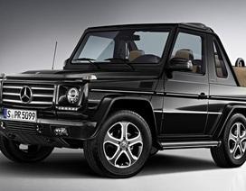 Mercedes-Benz sẽ làm crossover mui mềm