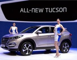 Hyundai Tucson mới có 5 phiên bản
