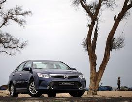 Toyota Camry phiên bản mới có gì khác?