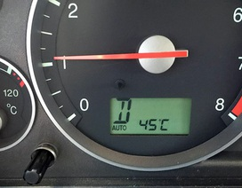 Mẹo đuổi khí nóng ra khỏi ôtô không cần điều hòa