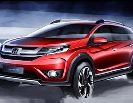 Honda phát triển BR-V cho riêng thị trường châu Á