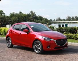Mazda 2 thế hệ mới chính thức có mặt tại Việt Nam
