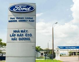 Ford Việt Nam có tổng giám đốc mới là người Việt Nam