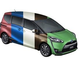 Toyota ra mắt xe đa dụng mới