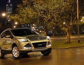 Mẫu xe thay thế Ford Escape đã có mặt tại Đông Nam Á