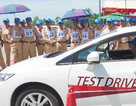 Honda Việt Nam khởi động đào tạo Lái xe ôtô An toàn 2015