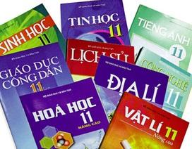 Đảm bảo đủ sách giáo khoa cho năm học mới