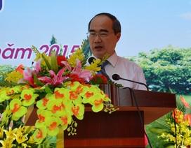 Phút đối thoại đáng nhớ của GS Nguyễn Thiện Nhân với học sinh trường chuyên