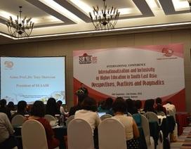 Đưa các trường đại học Việt Nam hội nhập trong khu vực Đông Nam Á