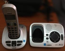 Phát hiện điện thoại kéo dài DECT 6.0 gây nhiễu mạng 3G ở Hà Nội