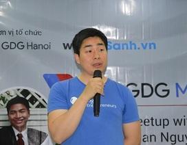 """Nhân Nguyễn - chàng trai Việt thành danh ở Google """"tiếp lửa"""" cho giới trẻ"""