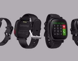 Đồng hồ thông minh tích hợp 3G và GPS đặc biệt dành cho người cao tuổi